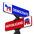 好感度と統一、クリントン・トランプ、党大会の課題