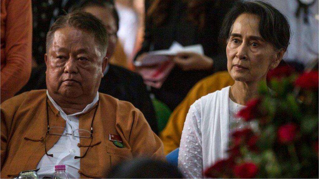 ミャンマー軍、政府・与党幹部をさらに拘束 弾圧強める