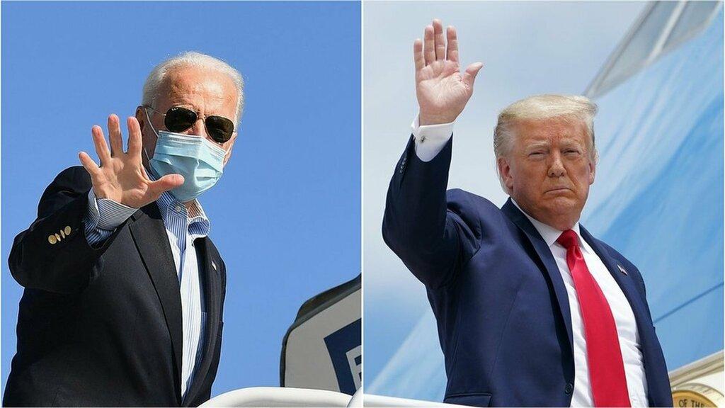 【米大統領選2020】 いよいよ投票日 分断深まる国はどちらを選ぶ