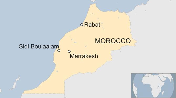 モロッコで食料支援に群衆が殺到 少なくとも15人死亡