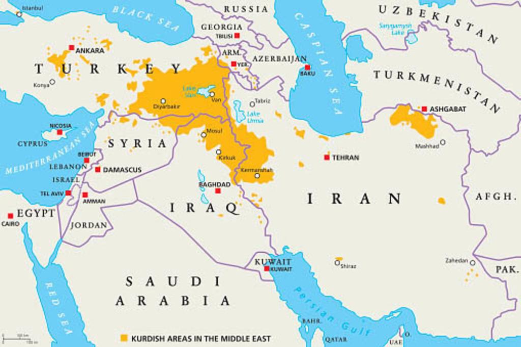 クルド独立投票でイラク緊張、各国が猛反発、新たな内戦の恐れ