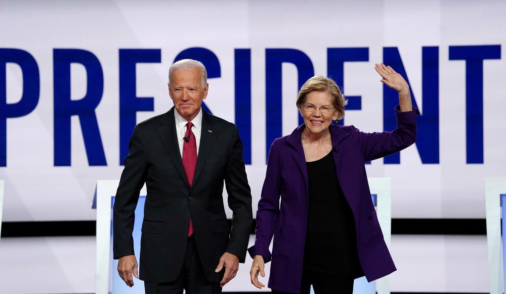 民主党 大統領 候補
