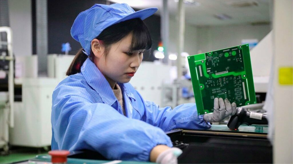 中国、「2028年までにアメリカ追い抜き」世界最大の経済大国に=英シンクタンク
