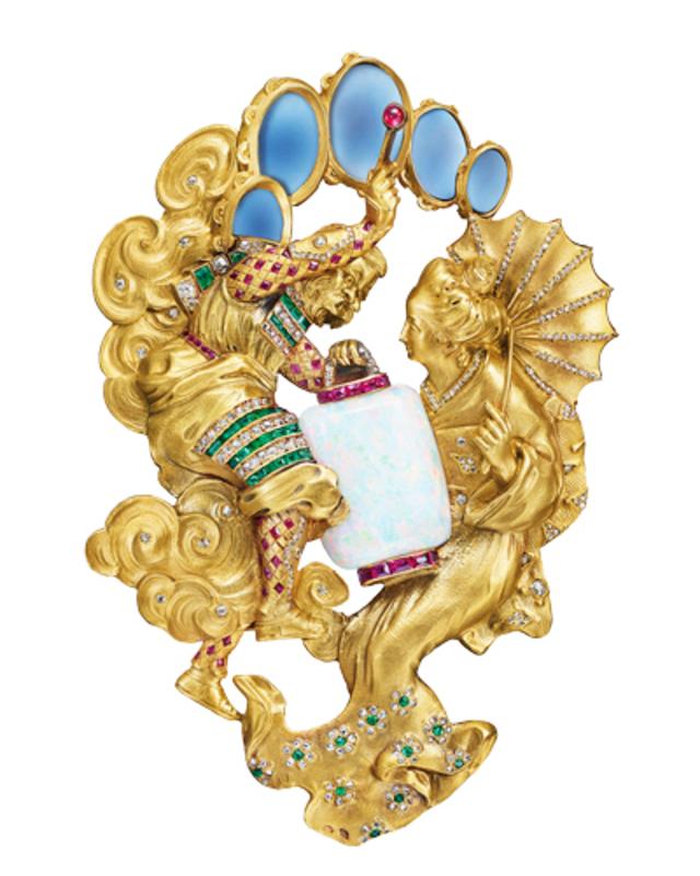 ナポレオンも魅了した豪華な宝飾芸術の世界へ