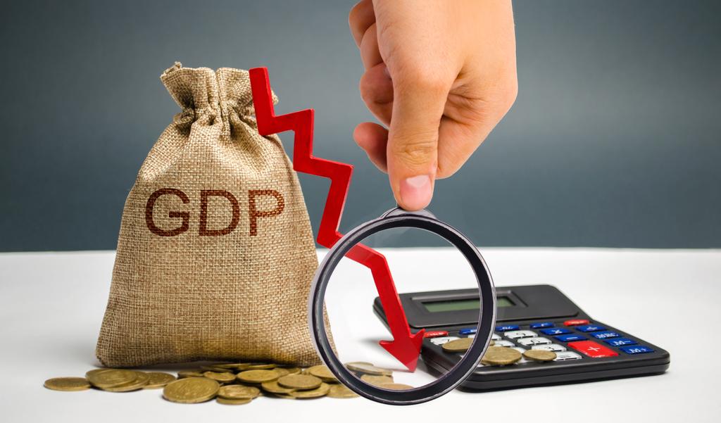 GDPマイナス、景気の後退で将来の消費増税が困難に