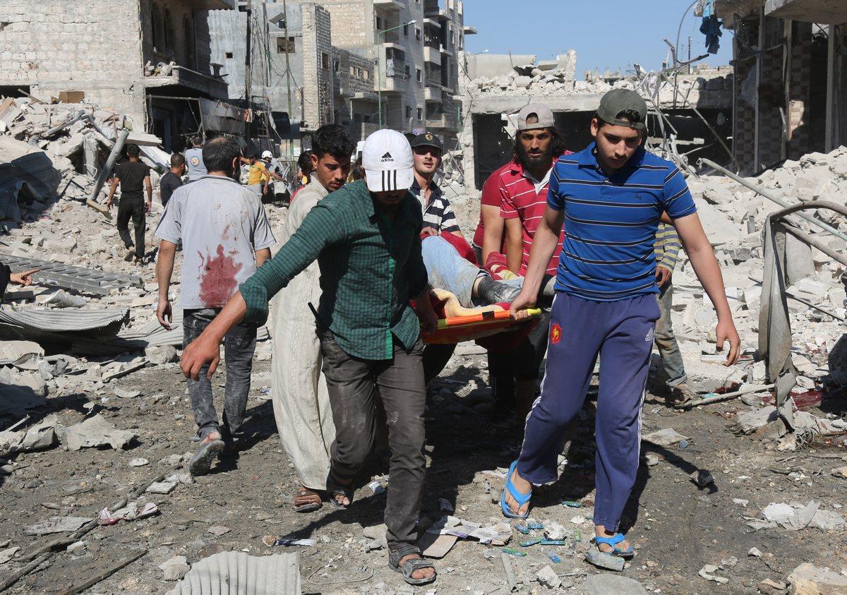 シリア内戦、最終戦争が激化、ロ...
