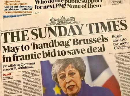 混迷する英国のEU離脱 メイ首相...